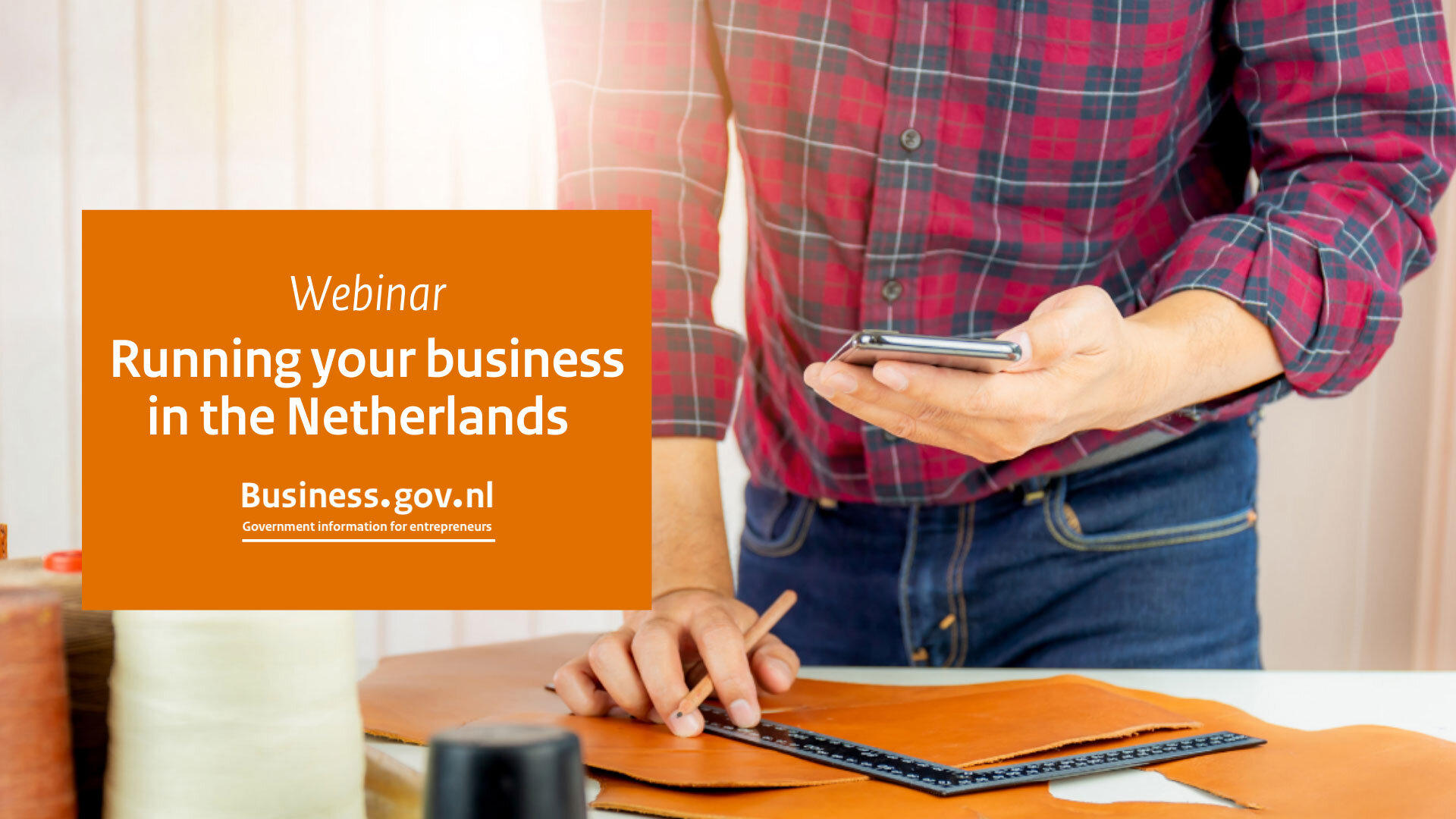 Running your business in the Netherlands