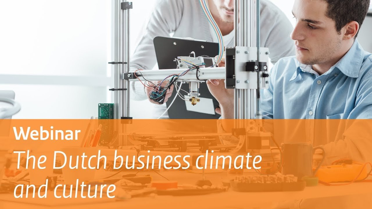 The Dutch business climate and culture